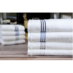 Pratesi Orange - Triple Cord Towels (3pc  Set)