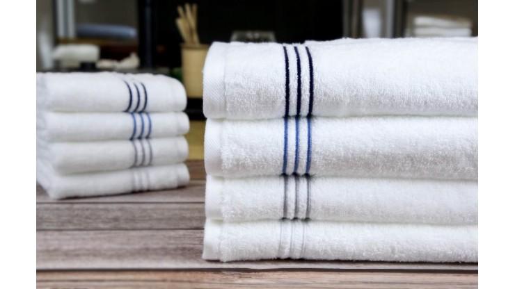 Pratesi Orange - Triple Cord Towels (3pc  Set)