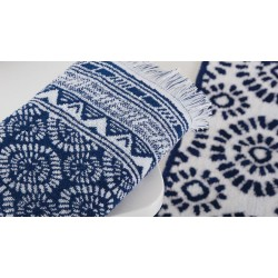 Sorema - Indigo Bath Towels