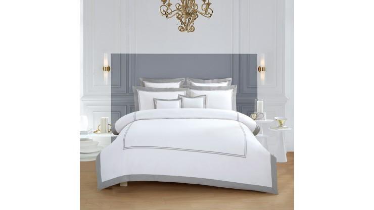 elise: Egyptian Cotton Tre Misto - Grey