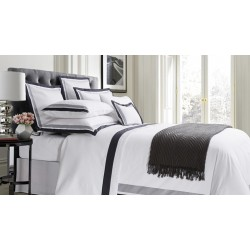 elise: Egyptian Cotton Double Border - Infinity