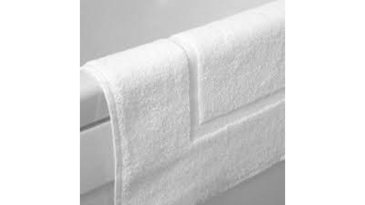 White Edition - Hotel Collection Bath Mat