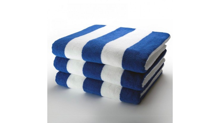Pool Towels - Hotel Collection Towels (2PC BUNDLE)